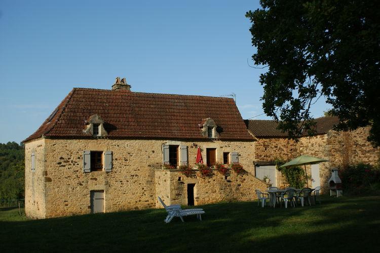 Sfeervol vakantiehuis in de Dordogne