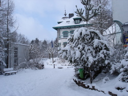 Kerstmis in de Ardennen