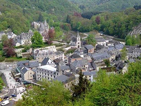 Vakantiehuis huren in de Ardennen