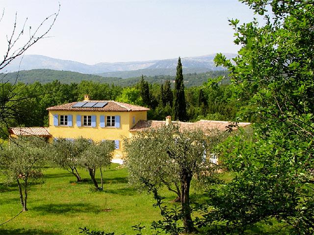 Vakantiehuis in de Provence huren