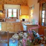 Gîte Dordogne Keuken