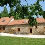 Gîte Dordogne voorkant
