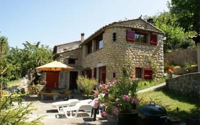 Vakantiehuis Gras in de Ardèche